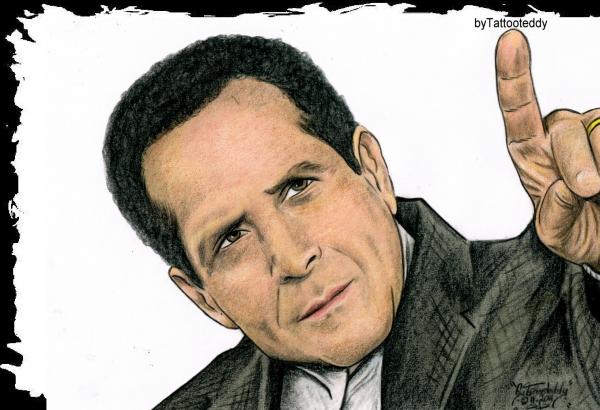 Tony Shalhoub by Tattooteddy